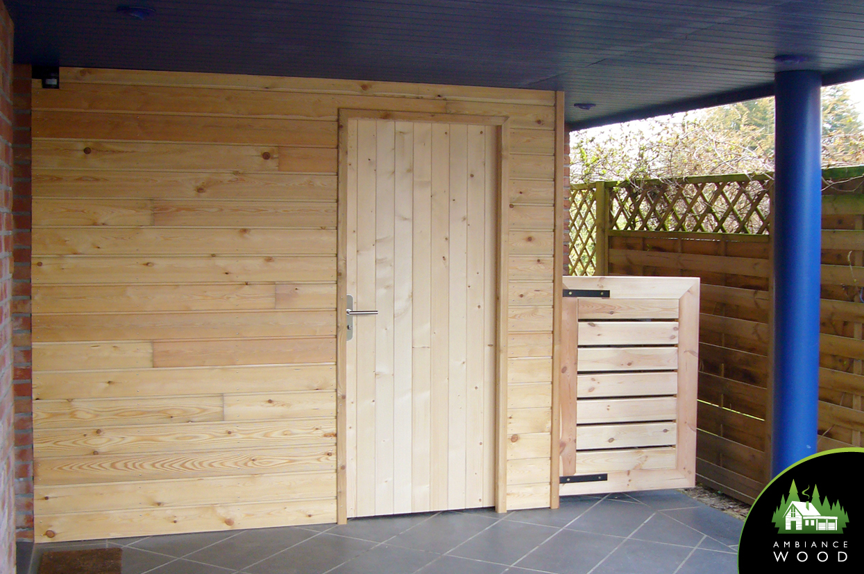 Abris De Jardin Sur Mesure – Ambiance Wood pour Abri De Jardin Sur Mesure