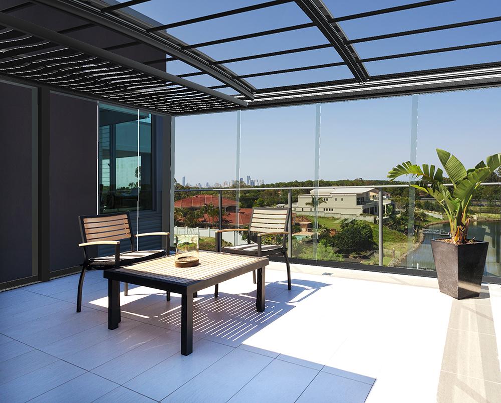Abris De Terrasse - Un Abri Pour Profiter De Votre Terrasse ... intérieur Abri Pour Terrasse
