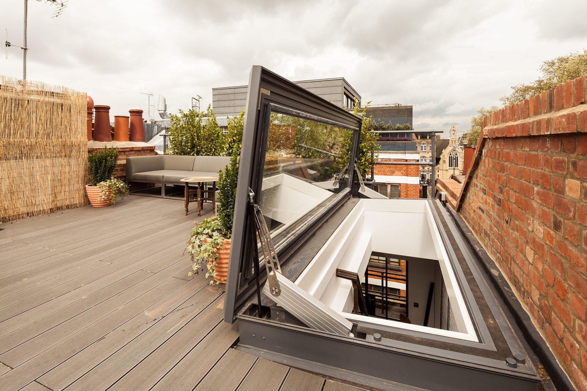 Accès Au Toit - Glazing Vision Europe avec Acces Toit Terrasse