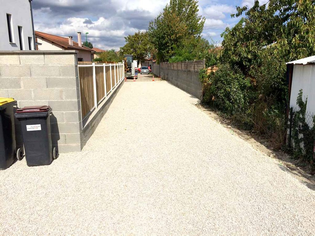Aménagement Extérieur Maison À Toulouse (31) - Tbs Sarl encequiconcerne Amanagement Extarieur Maison