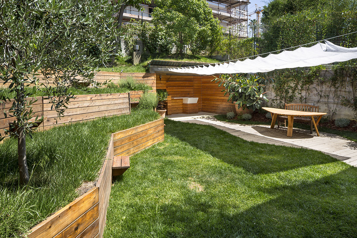 Aménagement Jardin En Pente : Conseils Et Astuces | Détente … avec Amanagement Jardin En Pente