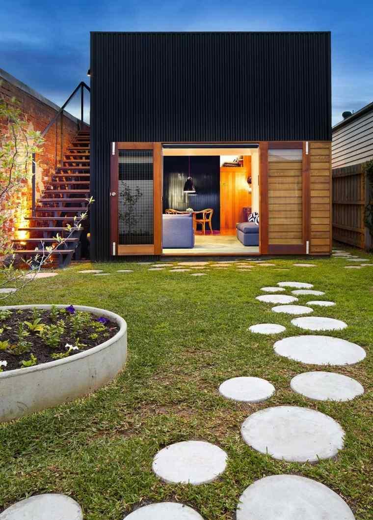 Aménagement Petit Jardin: 99 Idées Comment Optimiser L'espace intérieur Amenager Jardin Rectangulaire