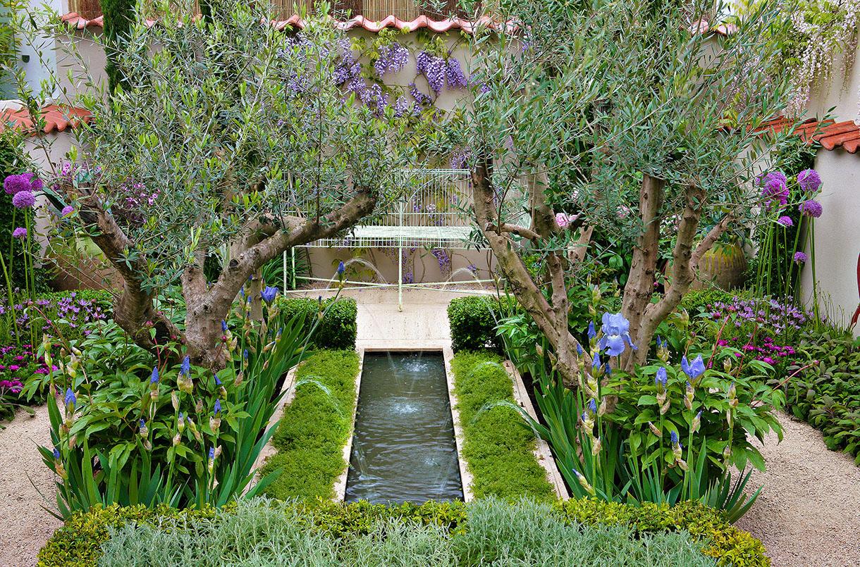Amenagement Petit Jardin, Aménager Un Petit Jardin | Détente ... destiné Amanager Un Petit Jardin