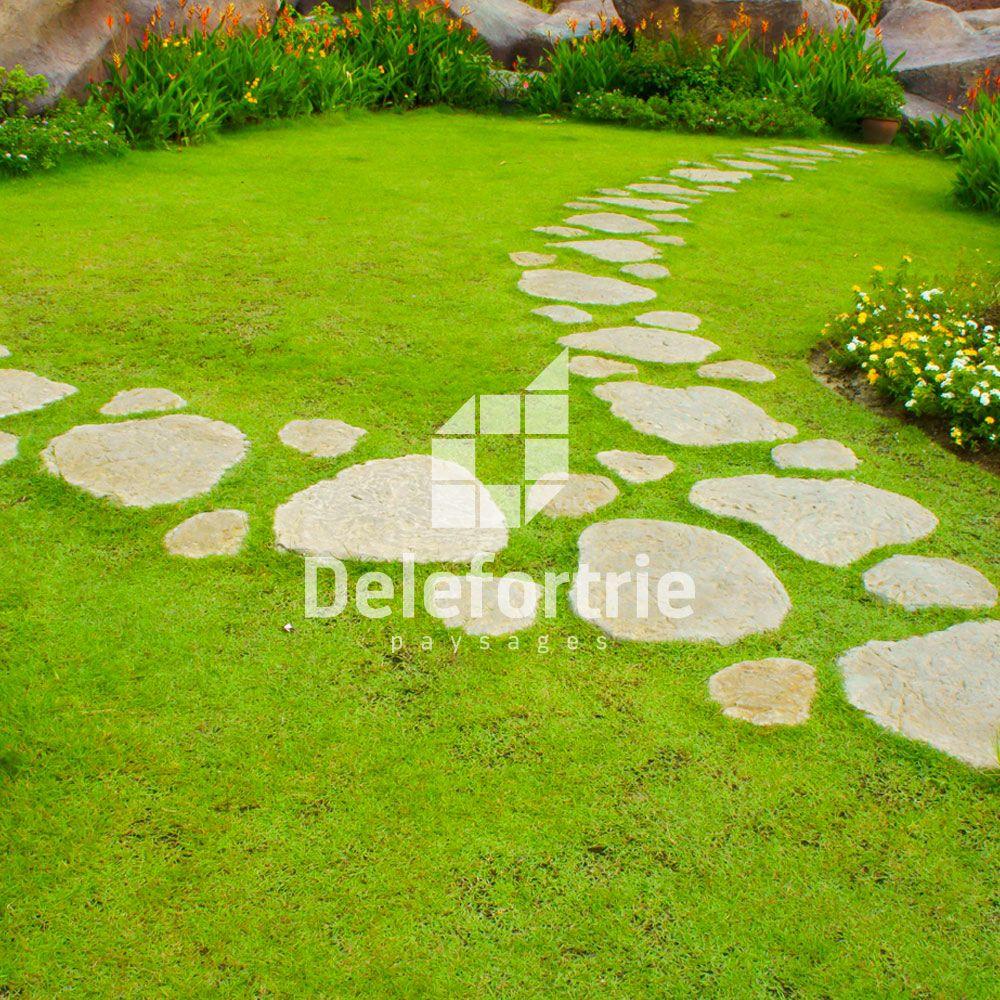 Aménager Une Allée De Jardin Pas Japonais Pour Vos ... pour Allee De Jardin