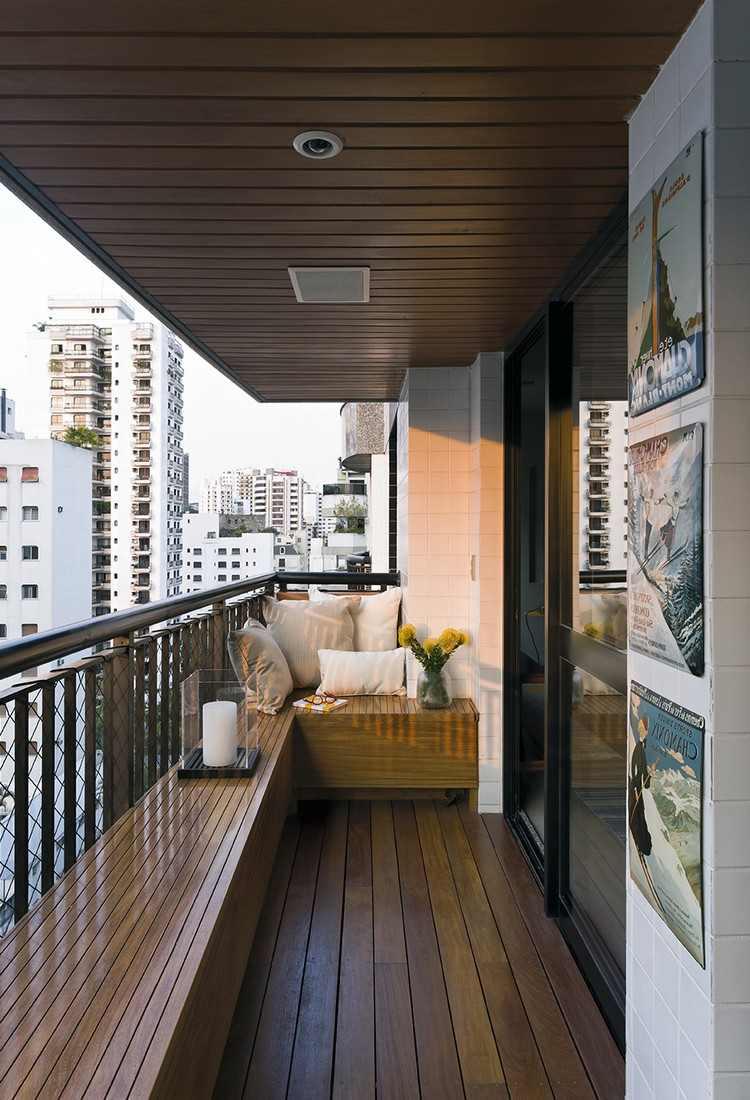 Aménager Une Terrasse D'appartement : Conseils D'expert Et ... concernant Amenager Une Grande Terrasse