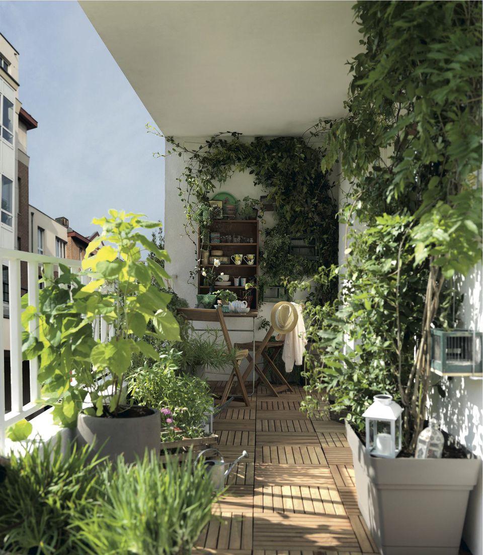 Aménager Une Terrasse Design Sans Perdre De Place intérieur Amenager Une Grande Terrasse