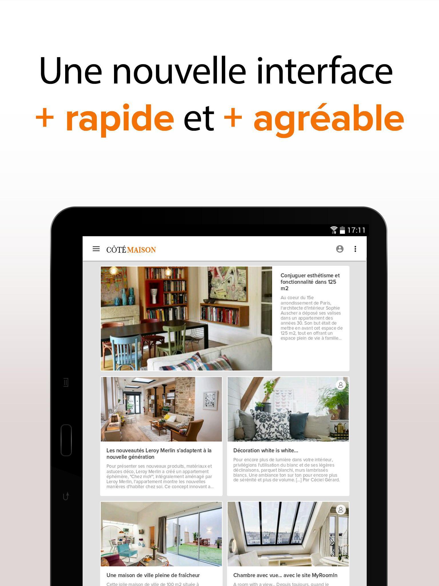 Android Için Côté Maison - Apk'yı İndir à La Maison Du Parquet