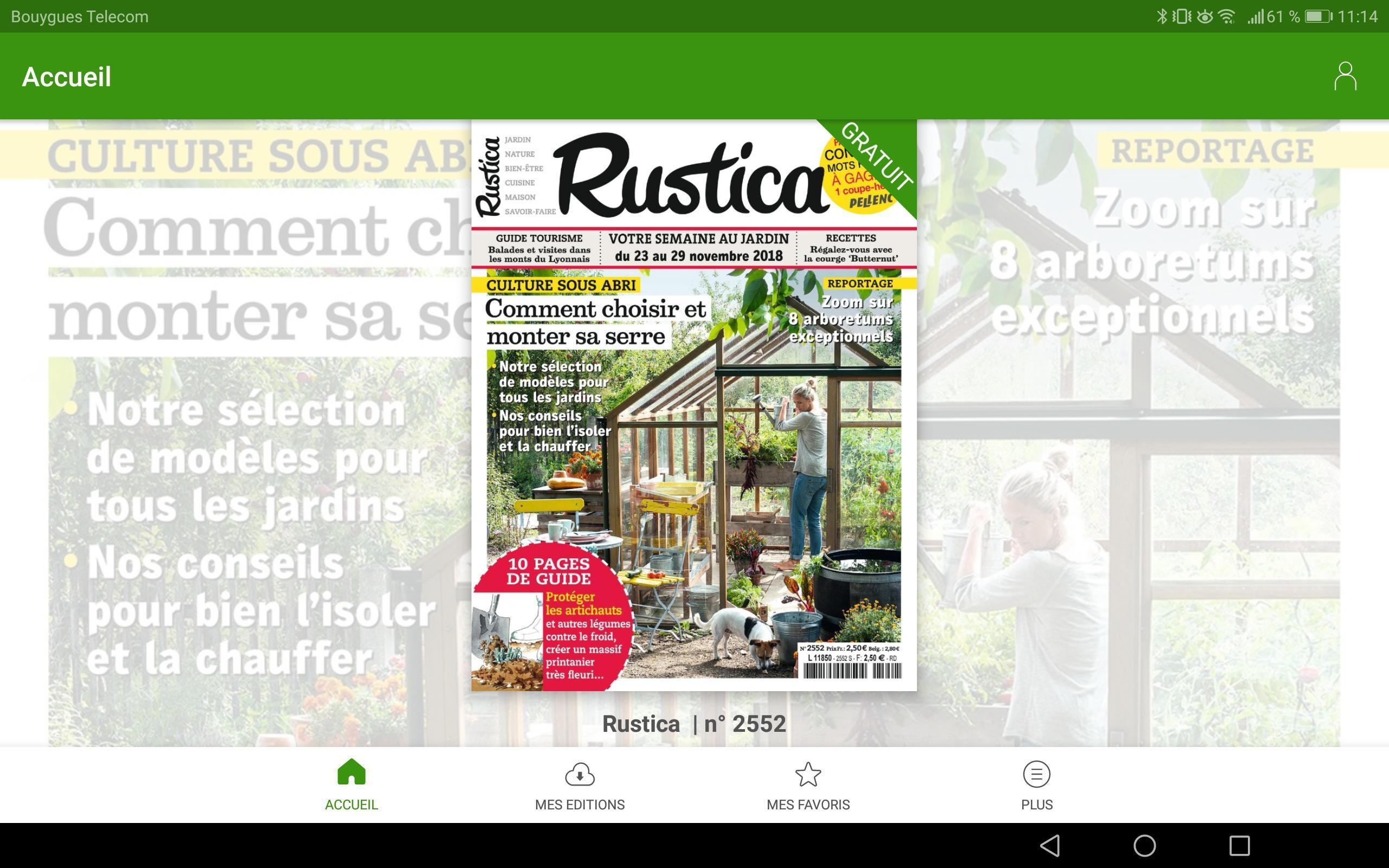 Android Için Rustica - Apk'yı İndir avec Abri Jardin Design