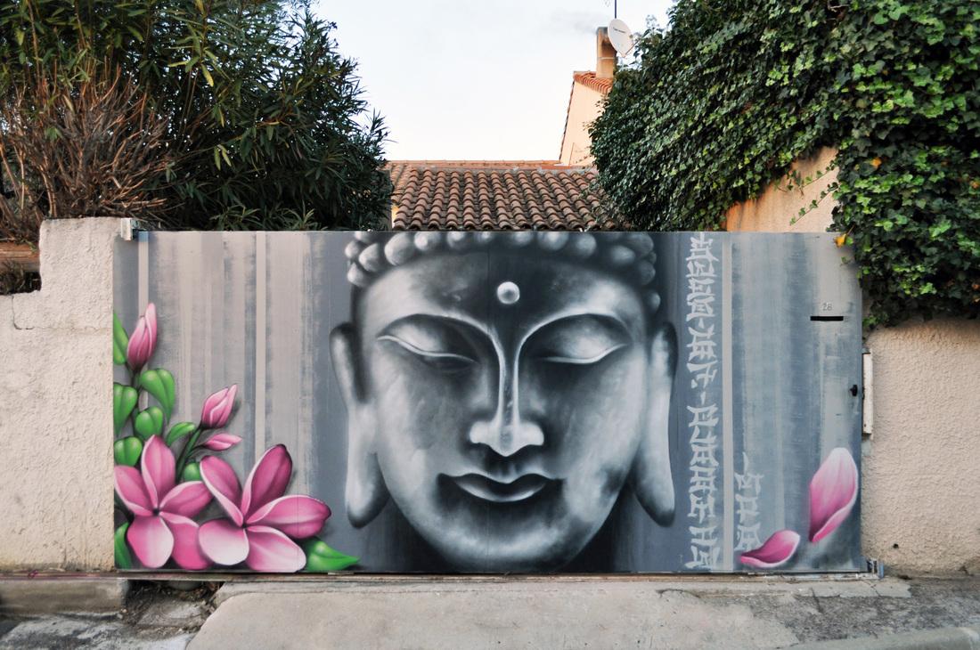 Arttistes Graffiti Décoration - Graffiti Decoration dedans Deco Zen Exterieur