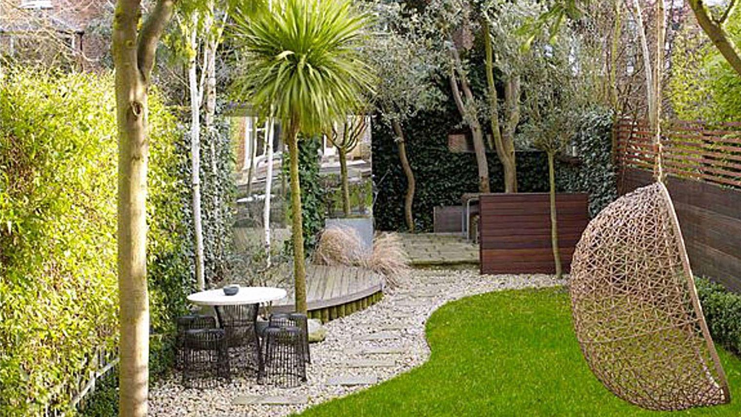 Astuces Et Conseils Pour Aménager Un Petit Jardin | Ligne Jardin concernant Petit Jardin Paysager