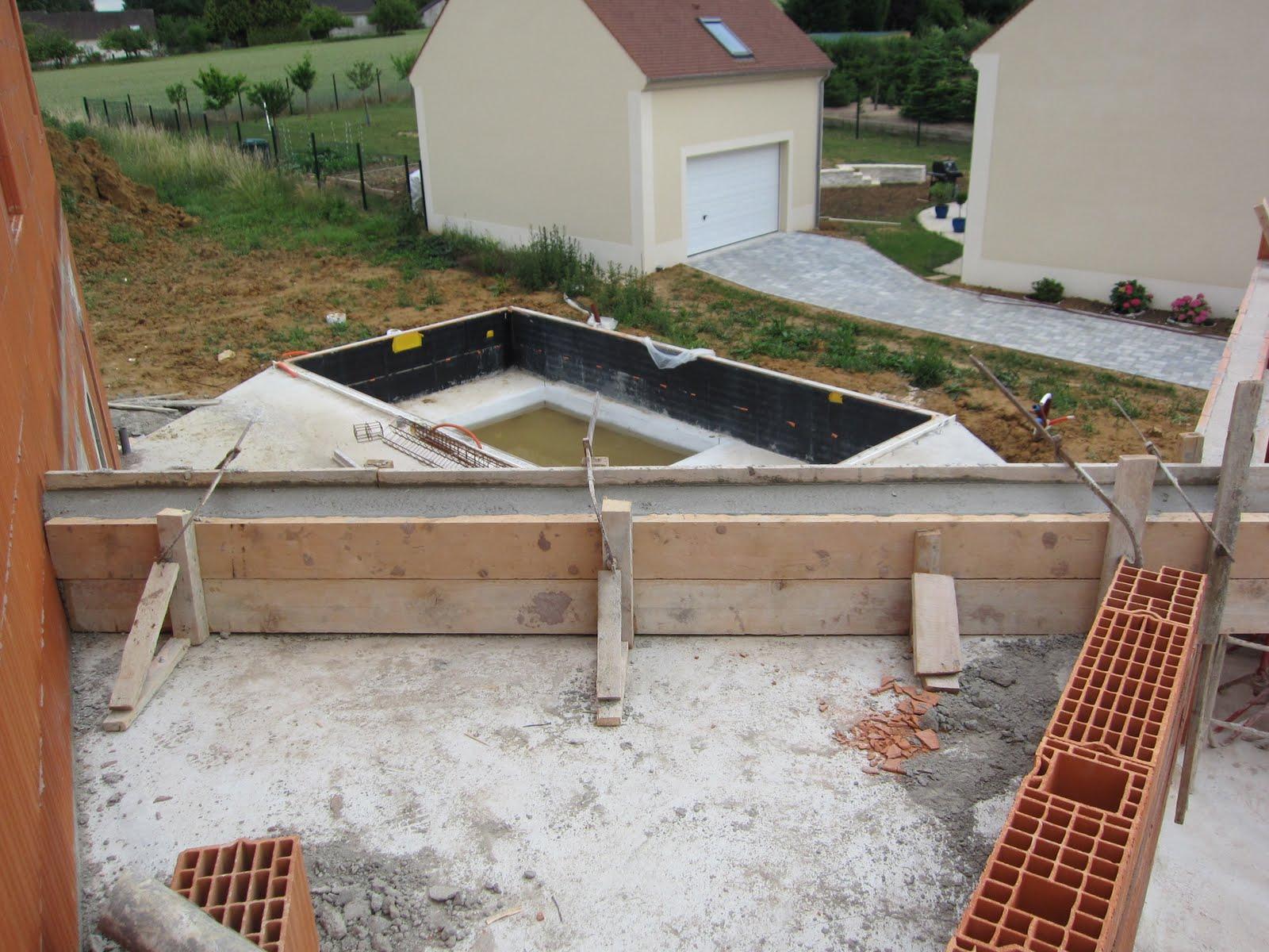 Ballylough Zero : La Construction: Toiture Terrasse : Les ... concernant Acrotere Toiture Terrasse
