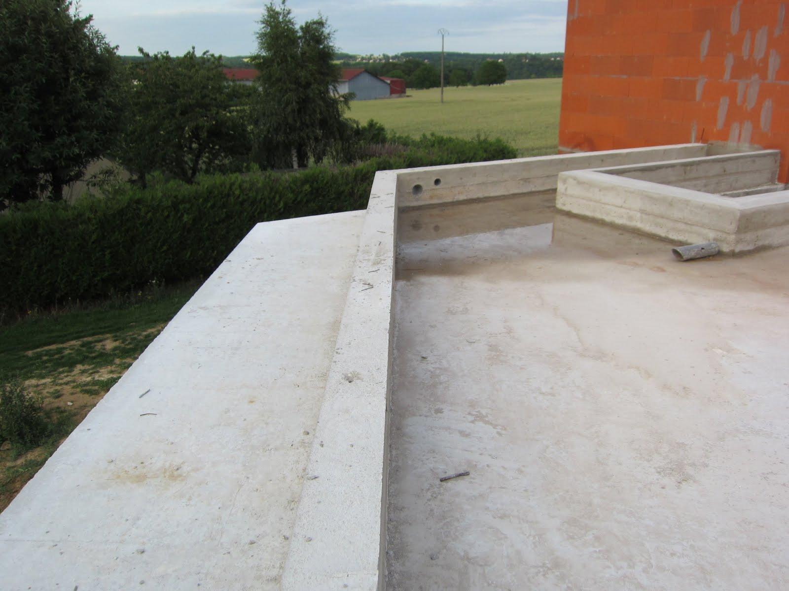 Ballylough Zero : La Construction: Toiture Terrasse : Les ... destiné Acrotere Toiture Terrasse