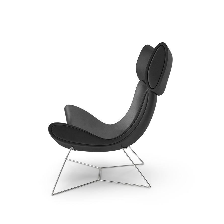 Bo Konsept Imola Sandalye 3D Model $5 - .unknown .obj .3Ds ... dedans Bo Concept Fauteuil