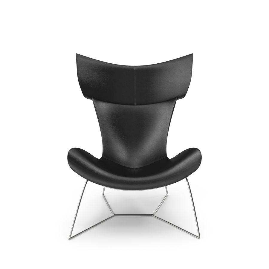 Bo Konsept Imola Sandalye 3D Model $5 - .unknown .obj .3Ds ... destiné Bo Concept Fauteuil