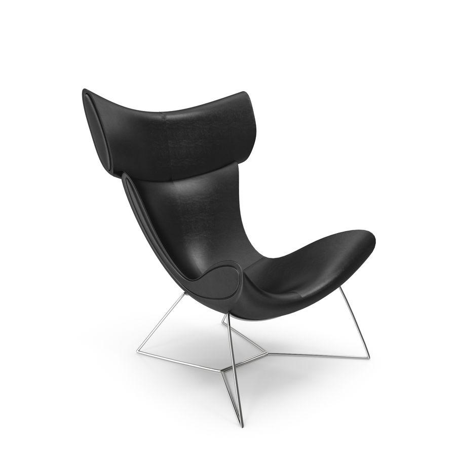 Bo Konsept Imola Sandalye 3D Model $5 - .unknown .obj .3Ds ... intérieur Bo Concept Fauteuil
