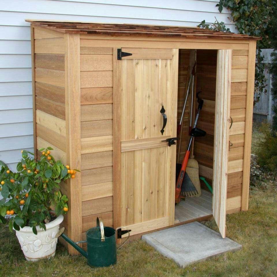 Bodega | Abris De Jardin Design, Aménagement Paysager Simple ... serapportantà Abri De Jardin Maison