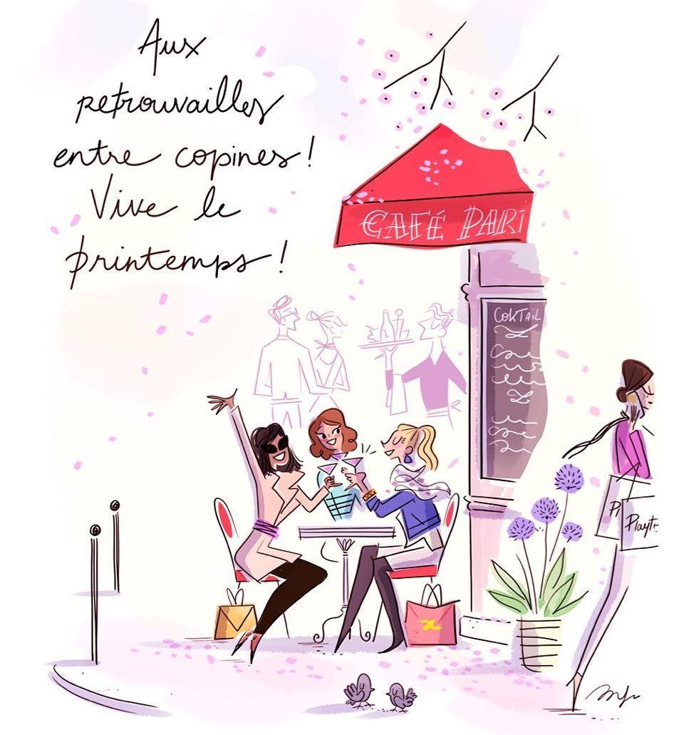Bon Ok... Avec Un Col Roulé La Terrasse 😁 | Illustration ... à Agence De La Terrasse