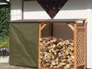 Bûcher En Treillis De Bois Avec Extension avec Abri Bois Pas Cher