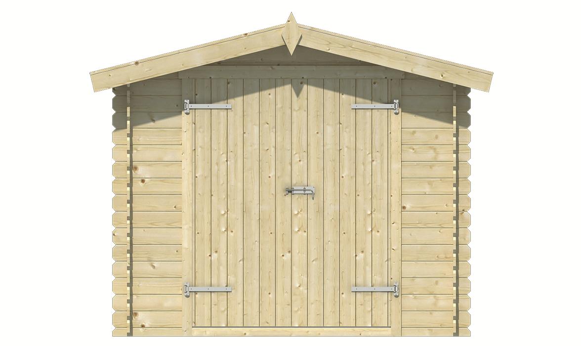 Cabane De Jardin Valery 245 X 245 X 216 Cm concernant Abri De Jardin 9M2