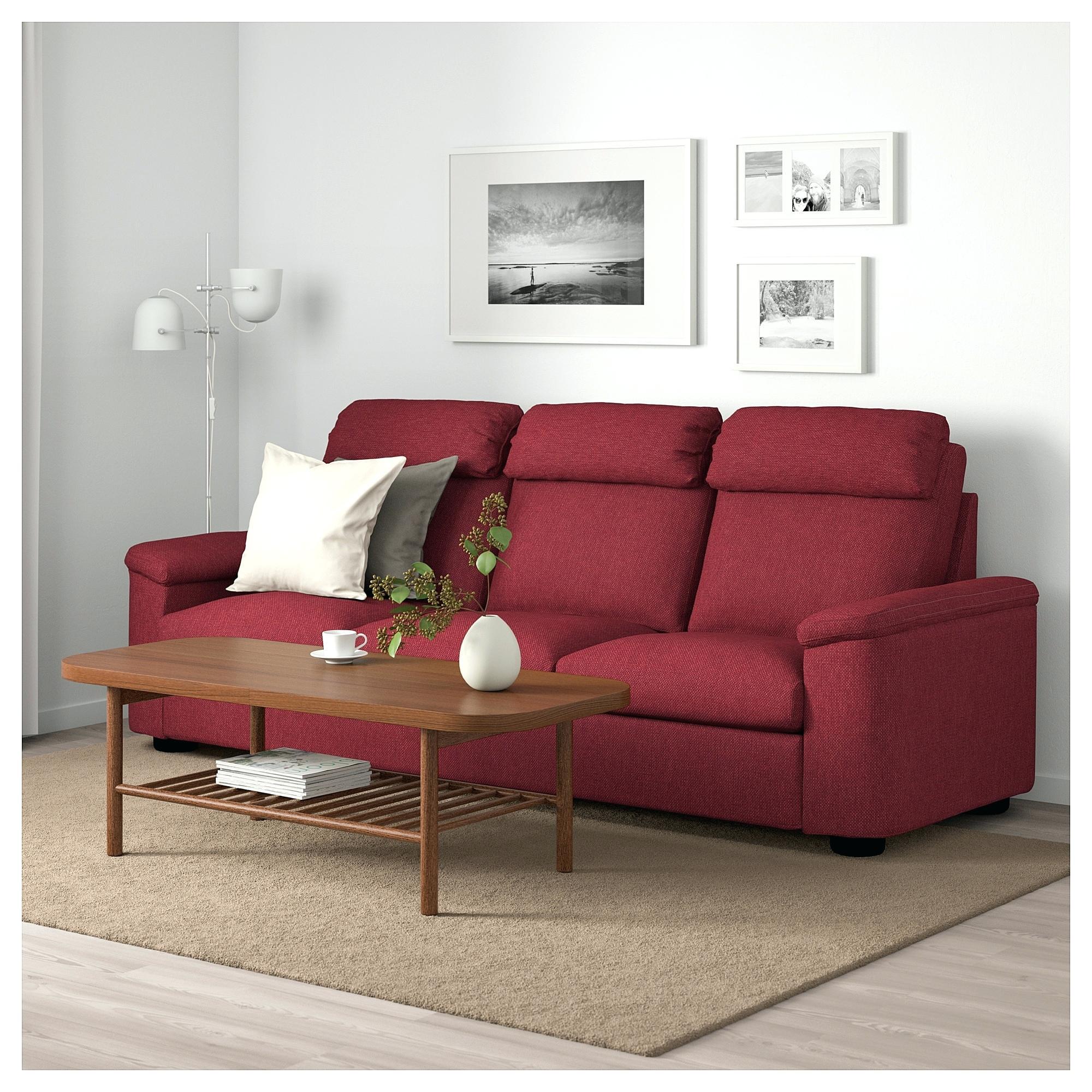 Canape 3 Places Rouge – Simola.co tout Canape Relax Design