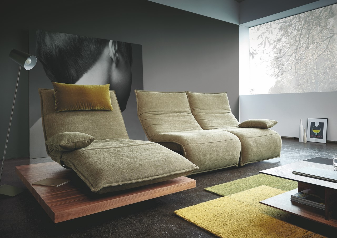 Canapé Angle Relax Double Chaise Longue Anderson.day.lounge à Canape Relax Design