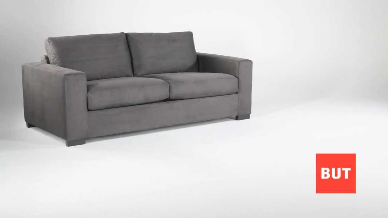 Canapé Convertible 3 Places Design Isadora // Catalogue But 2012-2013 destiné But Canapes Convertibles
