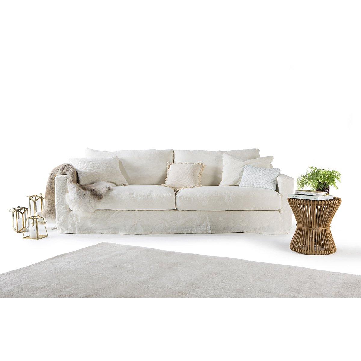Canapé Convertible Lin Ramatuelle concernant Canape Convertible Tres Confortable