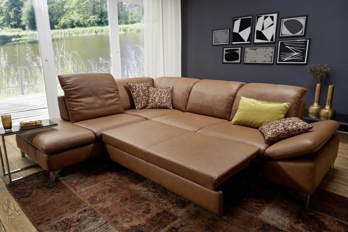 Canapé D'angle Convertible 4,5 Places Gentflex Cuir Ou Tissu ... encequiconcerne Canape Relax Convertible