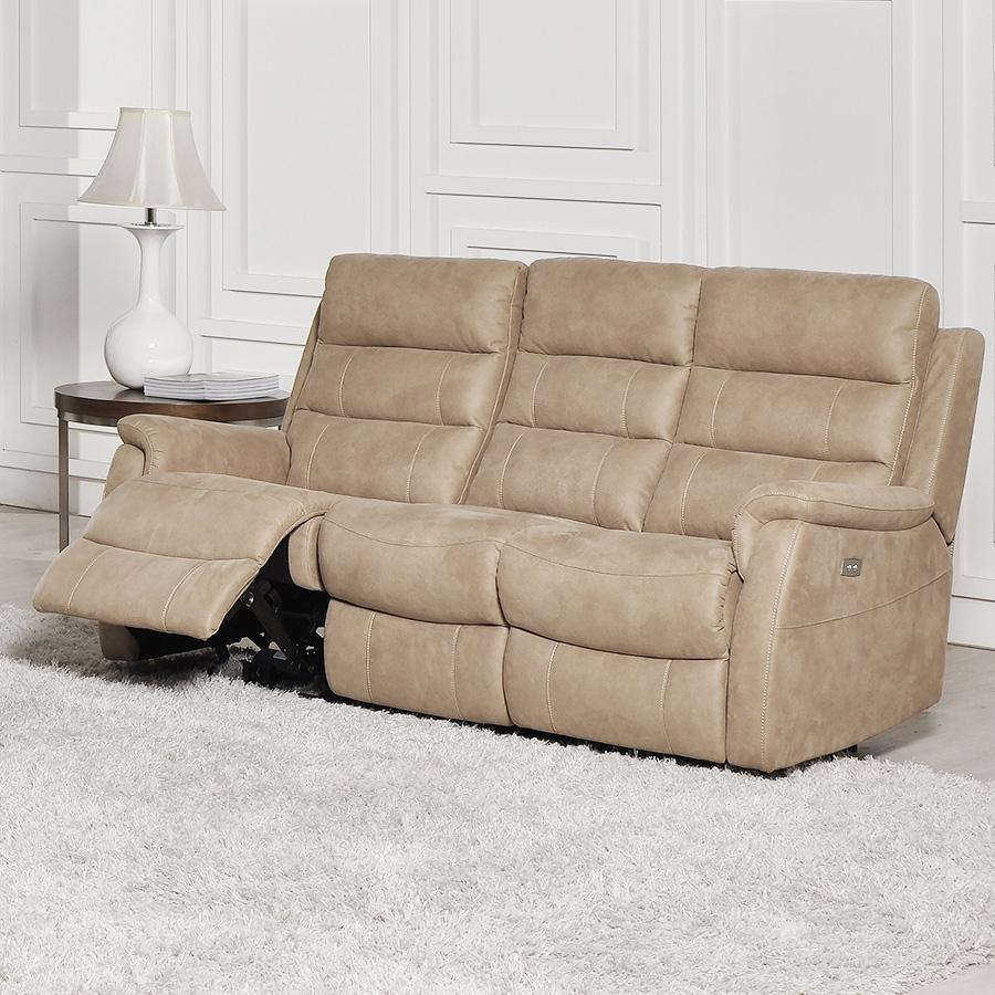 Canapé De Relaxation Électrique 3 Places   Sofamobili dedans Canape Relax Electrique Pas Cher