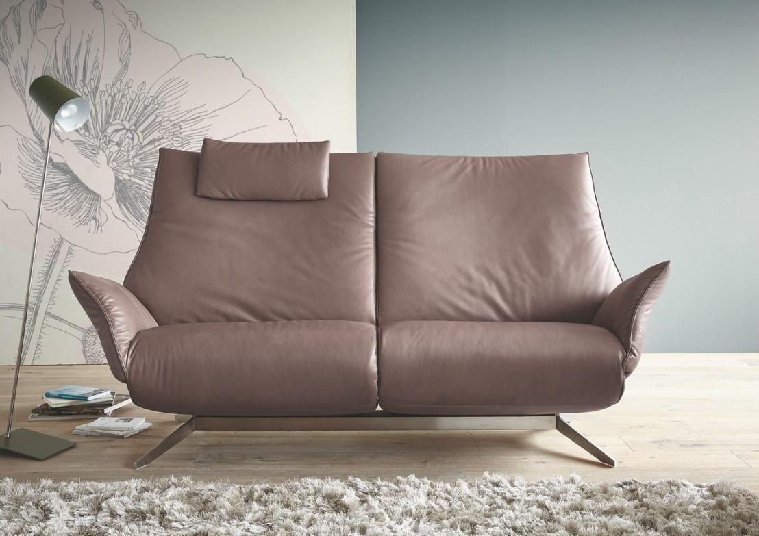Canapé Design Relax Éléctrique Compact Cuir Ou Tissu 2 ... encequiconcerne Canape Relax Design