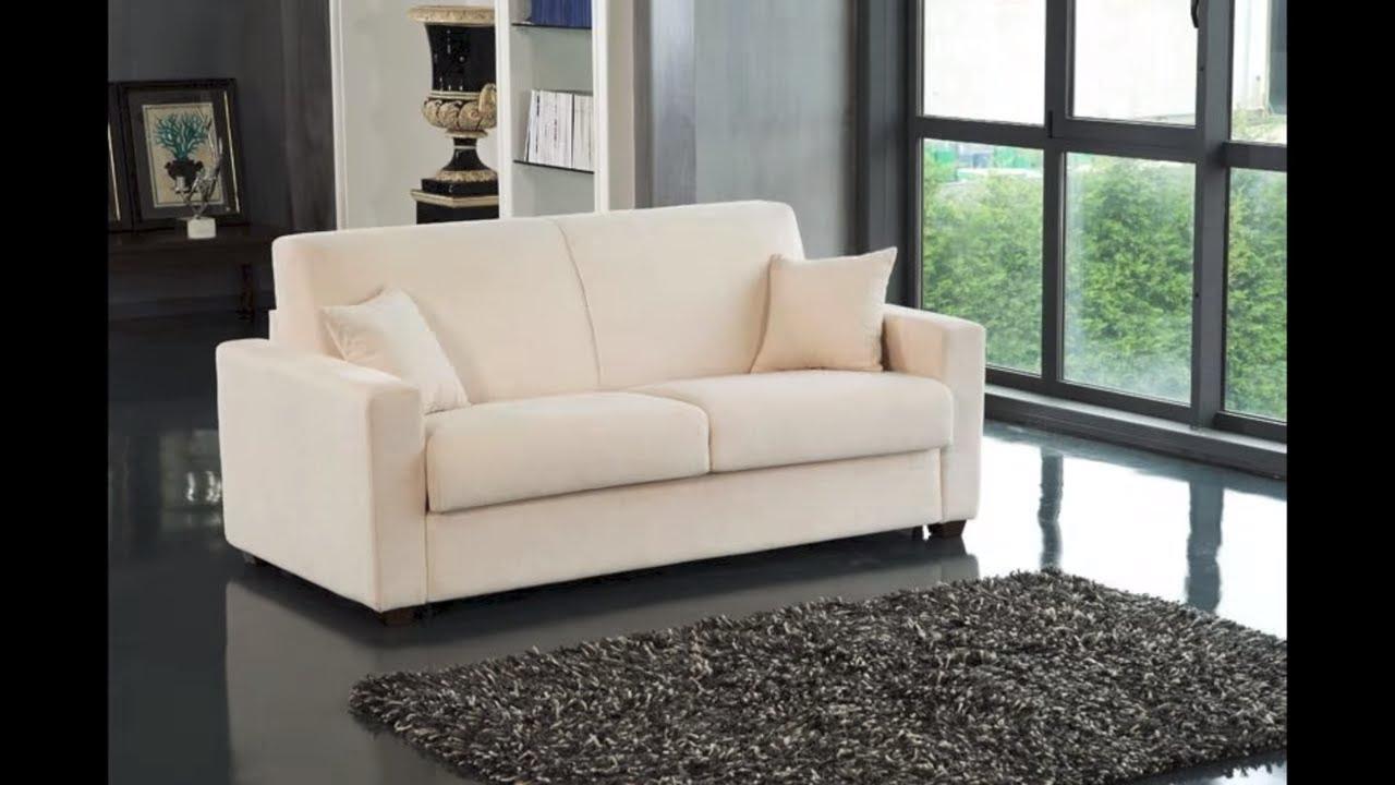 Canapé Lit Convertible Rapido Couchage Quotidien - Square Deco pour Canape Lit Convertible Couchage Quotidien