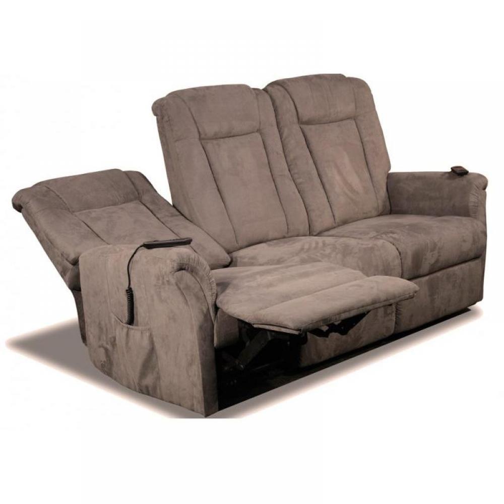 Canapé Relax Convertible Canapé 2 Ou 3 Places Convertible ... intérieur Canape Relax Convertible