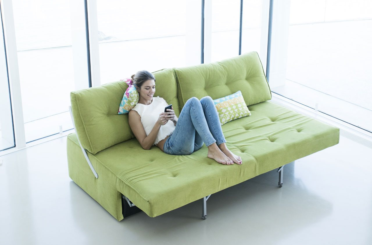 Canapé Relax Convertible En Lit - Meubles Steinmetz pour Canape Relax Convertible