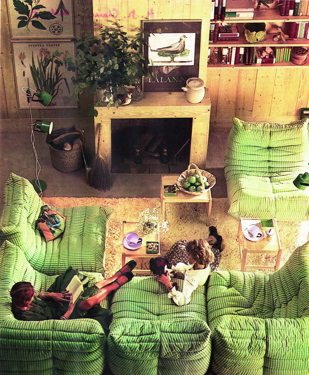 Canapé Togo, L'assise Emblème Du Cool intérieur Canape En Ligne