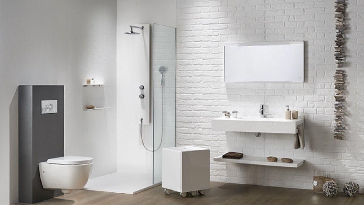 Carrelage Douche : Les 7 Types De Carrelages Pour Votre Douche pour Modele Carrelage Salle De Bain