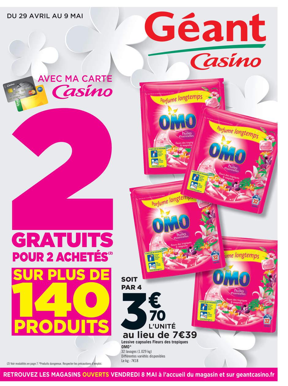 Casino Geant Catalogues - Samilsiverderpce encequiconcerne Piscine Geant Casino