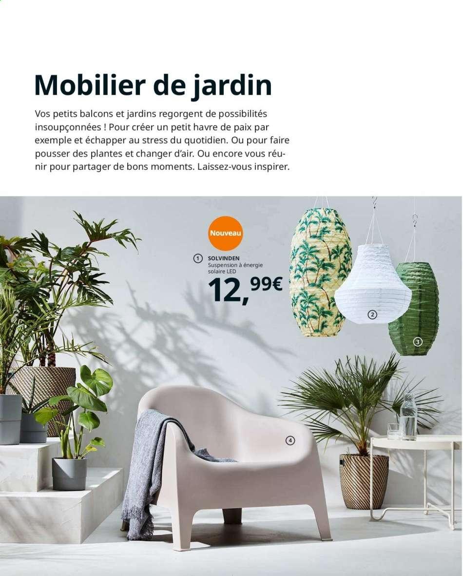 Catalogue, Prospectus, Pub Ikea 17.02.2020 - 31.07.2020 ... pour Banc De Jardin Ikea