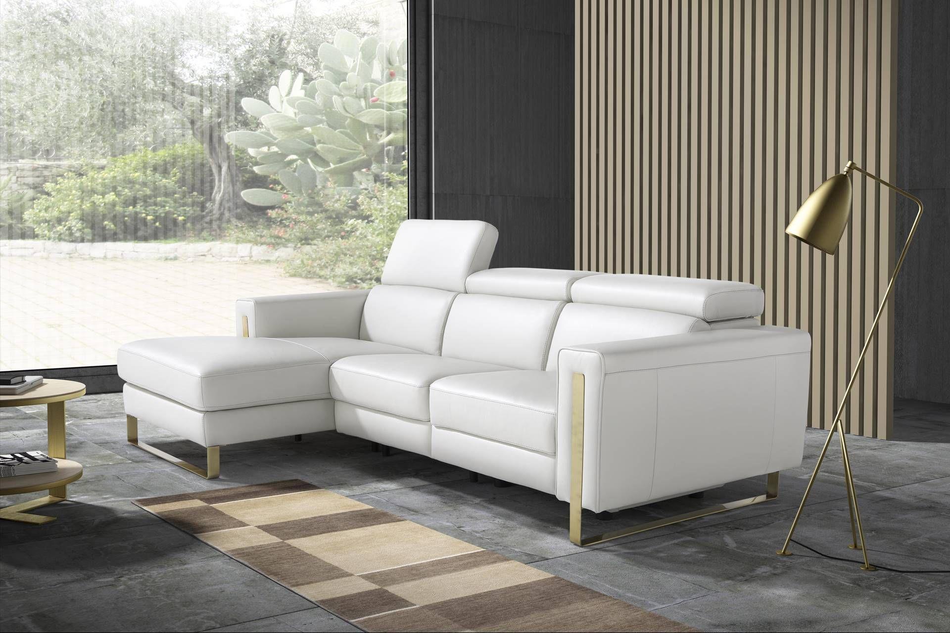 Ce Canapé De Relaxation Pied Métal Se Décline Dans De ... encequiconcerne Canape Relax Design