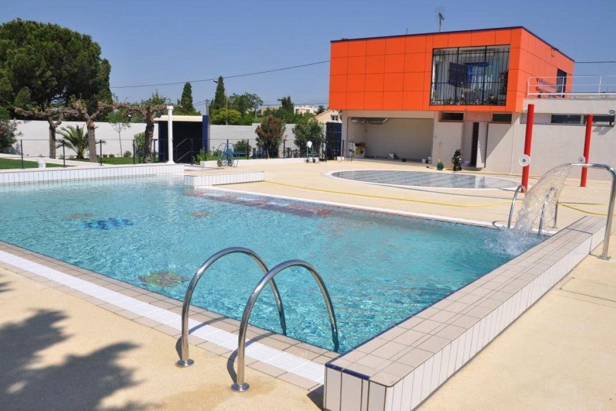 Centre Aquatique Familial - Piscine De Rognac - Horaires ... à Piscine De Berre