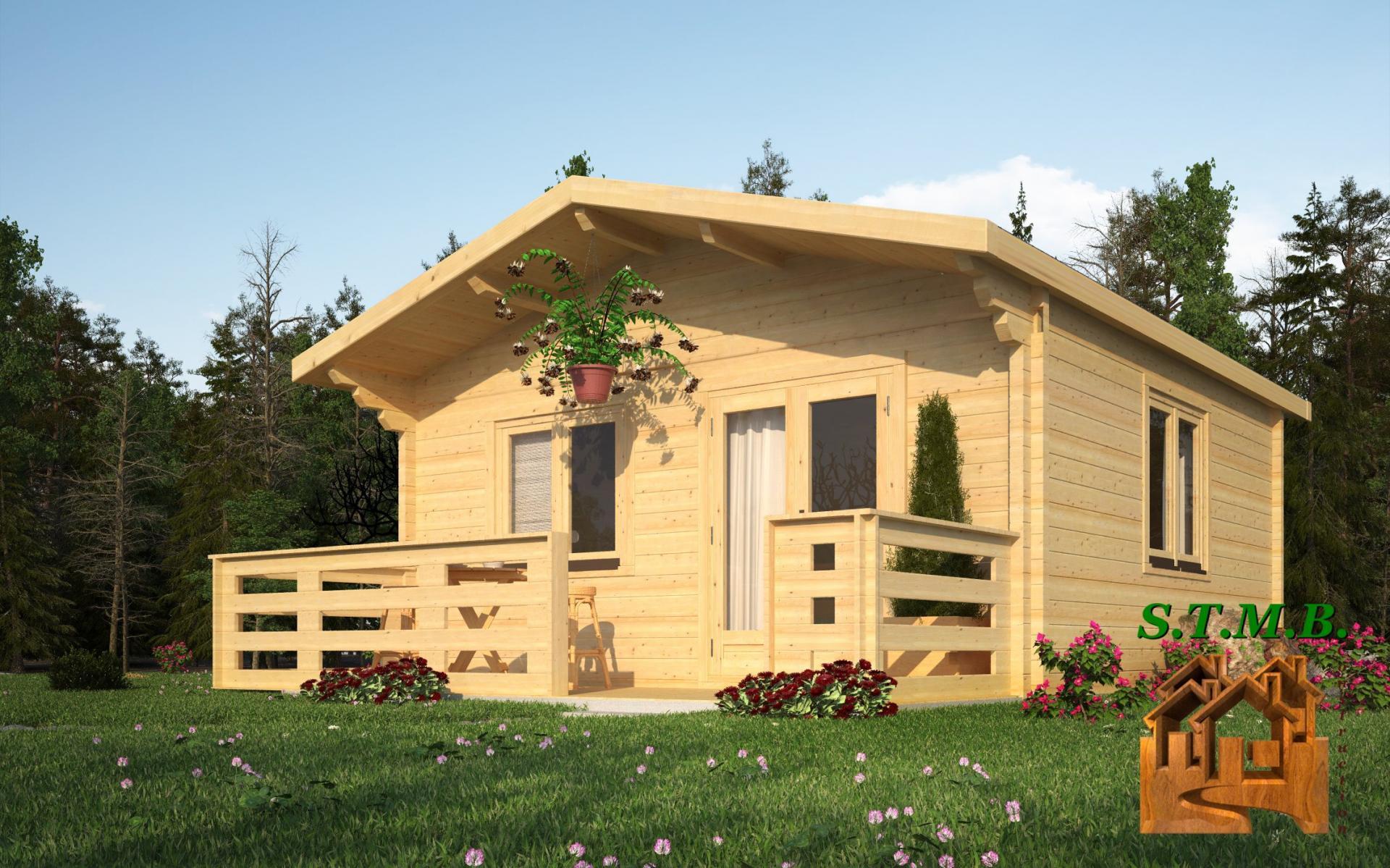 Chalet De Jardin En Bois Pas Cher | Stmb Construction pour Cabanon En Bois Pas Cher