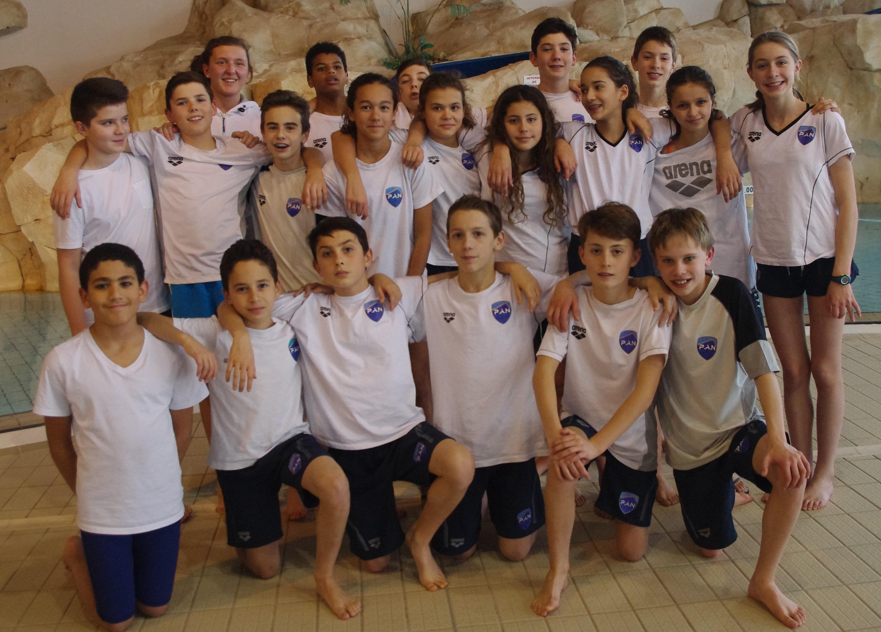 Championnats Départementaux Open Jeunes-25M-Berre-L'étang intérieur Piscine De Berre