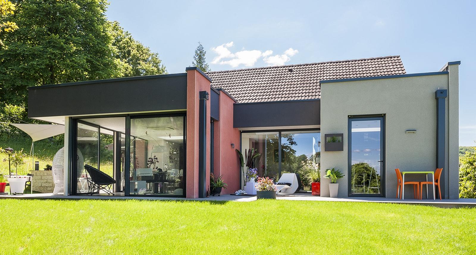 Choisir L'agrandissement De Maison À Toit Plat | Agrandir Ma ... à Terrasse Toit Plat