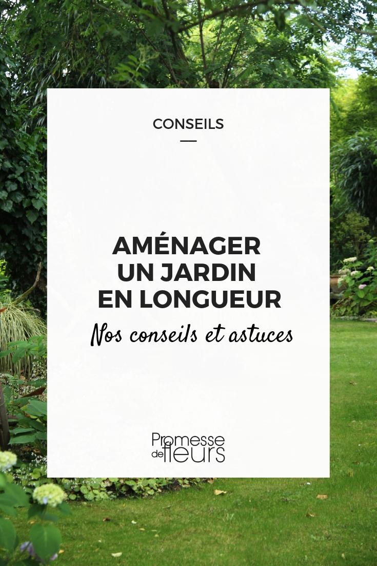 Comment Aménager Un Jardin En Longueur ? Conseils Et Astuces serapportantà Amenager Jardin Rectangulaire