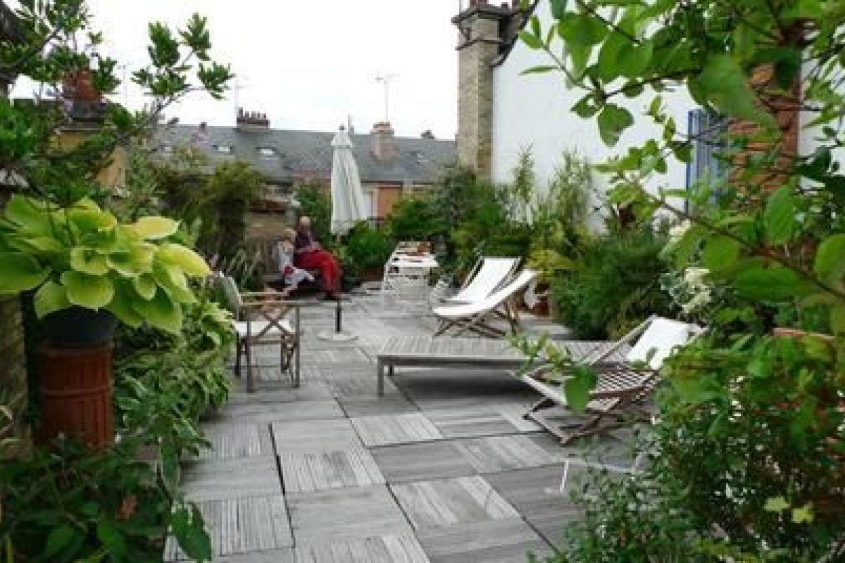 Comment Aménager Un Petit Jardin De Ville avec Amanager Un Petit Jardin