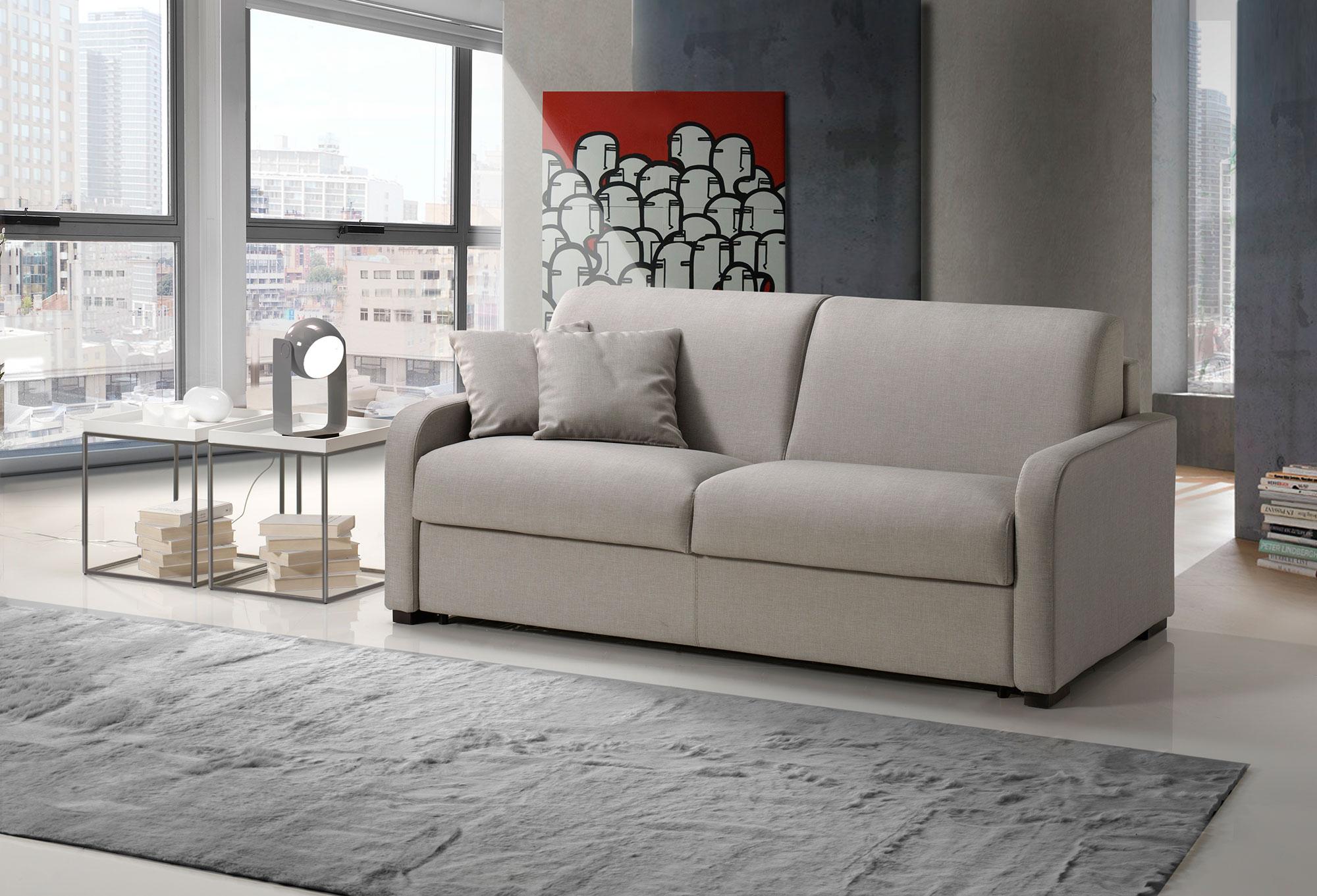 Comment Choisir Son Canapé Convertible ? destiné Canape Convertible Tres Confortable