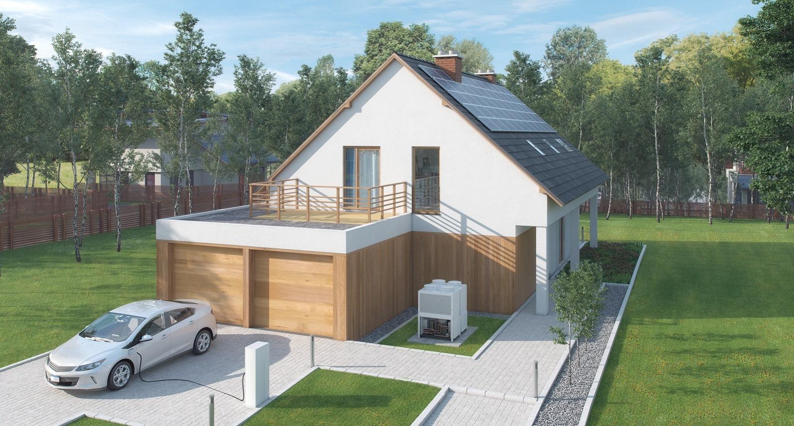 Comment Créer Un Garage Toit Plat Beton ? - Agrandir Ma Maison dedans Terrasse Toit Plat