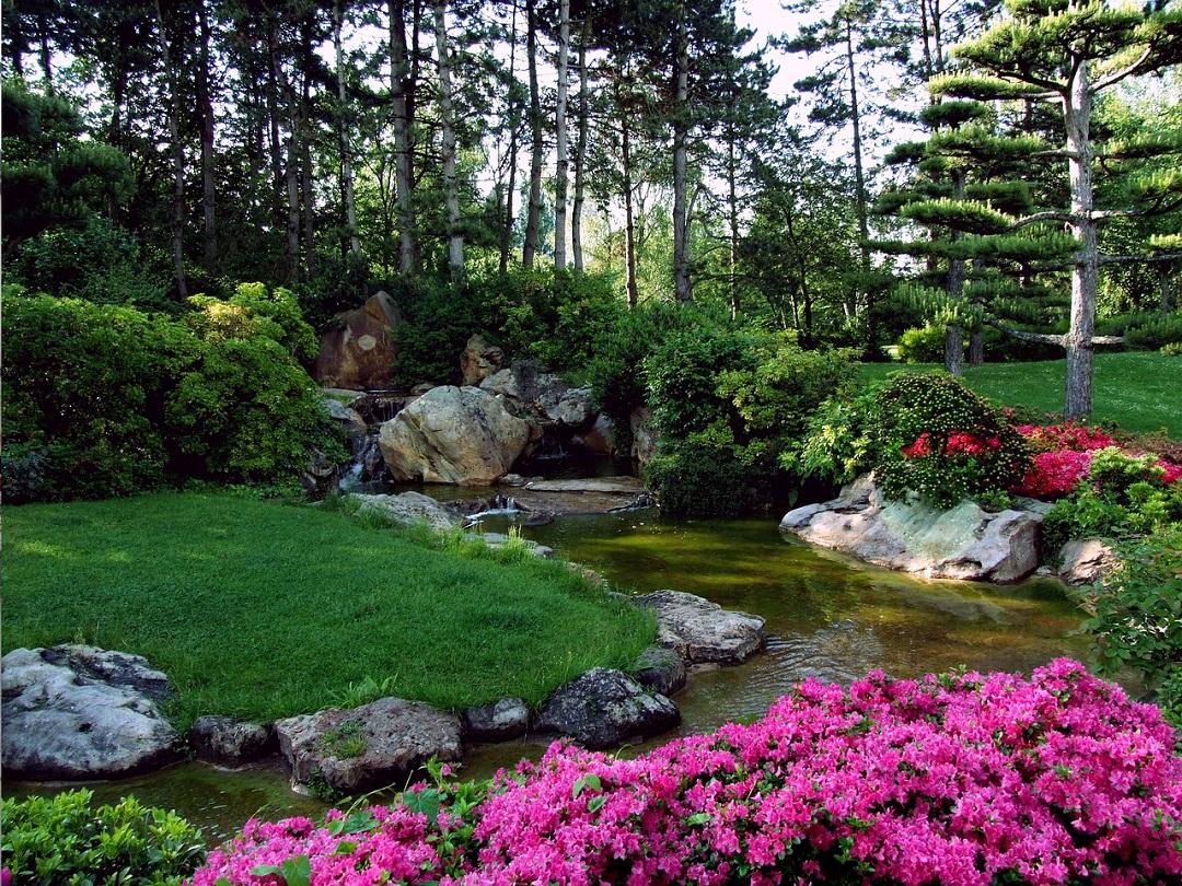 Comment Faire Un Petit Jardin Zen Et Japonais ? serapportantà Modele De Jardin Japonais