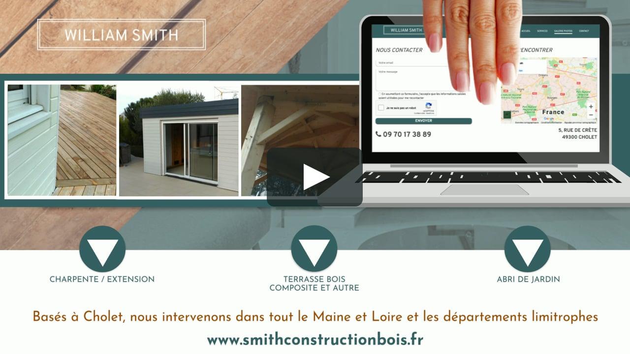 Constructeur Terrasse Bois Cholet destiné Abri De Terrasse En Bois