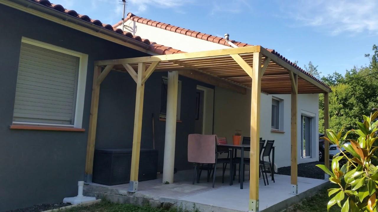 Construction D'une Terrasse Et D'une Extension En Bois à Terrasse Bois Pilotis