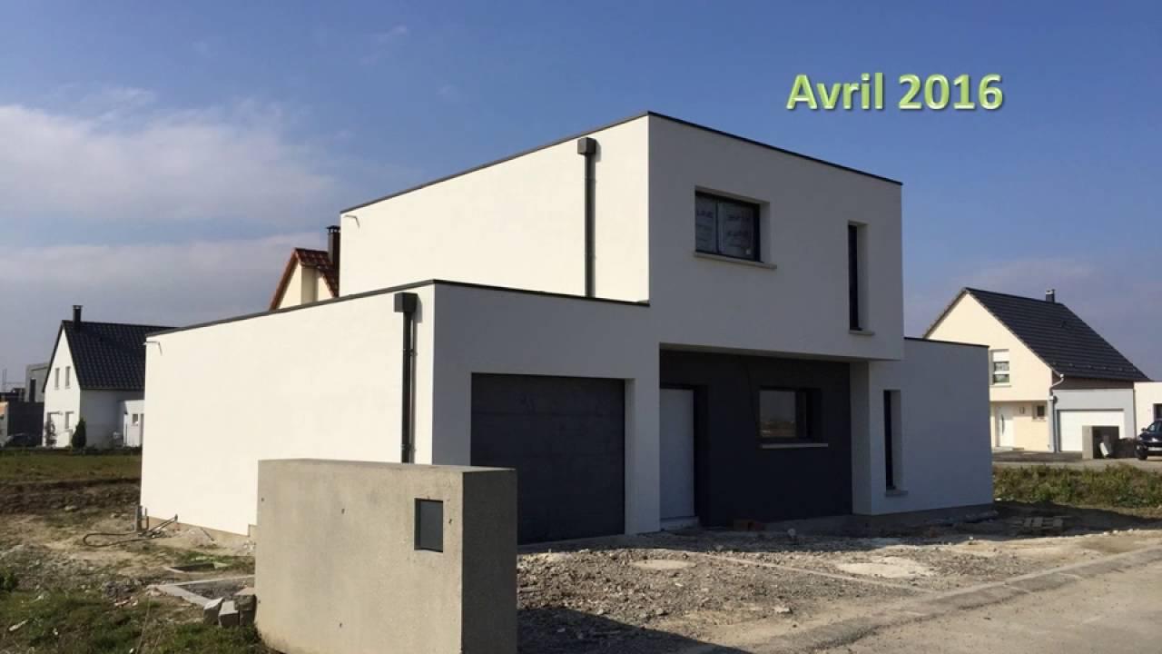 Construction Maison Toiture Terrasse Bas Rhin encequiconcerne Terrasse Toit Plat
